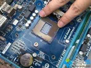 台式电脑主板晶振的检测方法