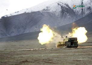 海拔4200米,多装备多弹种实弹射击震撼来袭
