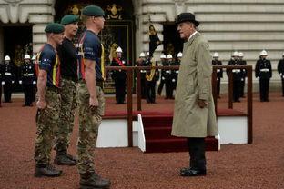 英媒英国女王丈夫菲利普亲王正式退休