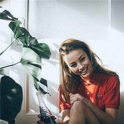 欧美头像女生头像图片青春活力娇嫩无比