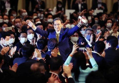 菅义伟执掌日本自民党,日本政坛又迎平民首相
