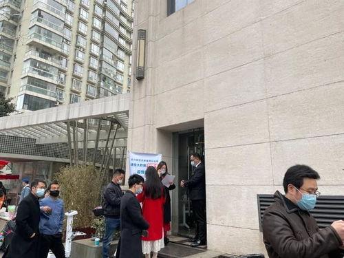 上海首个触发计分制摇号的楼盘开盘,不限售线上选房每人20秒,购房者这样说