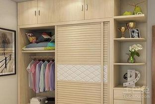 衣柜柜门常规尺寸