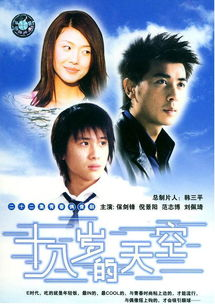 《十八岁的天空》四大主演:石延枫长残,裴佩嫁老戏骨,她最可惜