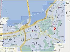 香港的旅游景点地图介绍