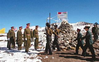 印度三个坦克团重兵集结中印边界为什么中国却不慌不忙