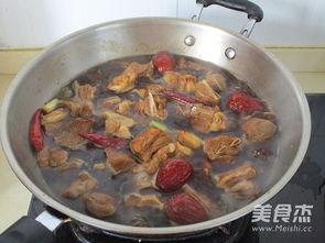 鲜羊肉红烧的做法大全家常做法