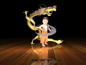 龙的传人3D模型 下载页面 直线网 最专业的数字艺术学习交流平台
