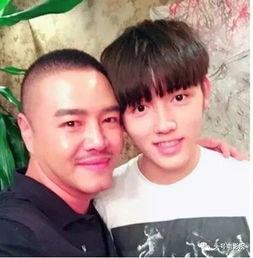 貌似吴亦凡的星二代首当男主角 名导父亲告诫 记住老子的话