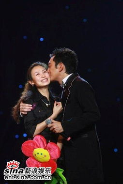 舞林大会第六场 吴启华亲吻准新娘