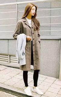 衣服搭配秋冬季女
