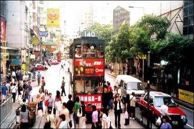 生活 香港游必去的5条特色街