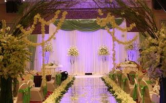 婚礼布置现场图片欣赏 婚礼布置现场应注意什么