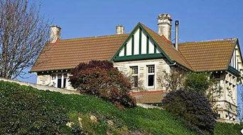 以前开过小诊所的旧房子买回来重新修盖,风水和迷信上有什么说法吗(