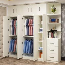 五扇门衣柜组装