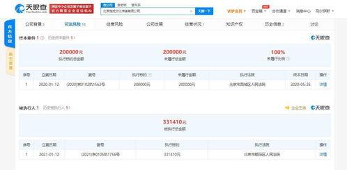 原德云社演员啜梦珏涉嫌诈骗罪将受审天眼查显示其名下公司涉及终本案件