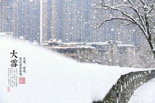 大雪节气的小知识和注意事项