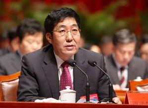 全国人大代表、吉林省委书记巴音朝鲁