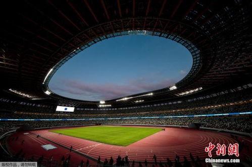 资料图:2020东京奥运会和残奥会主场馆日本国立竞技场。