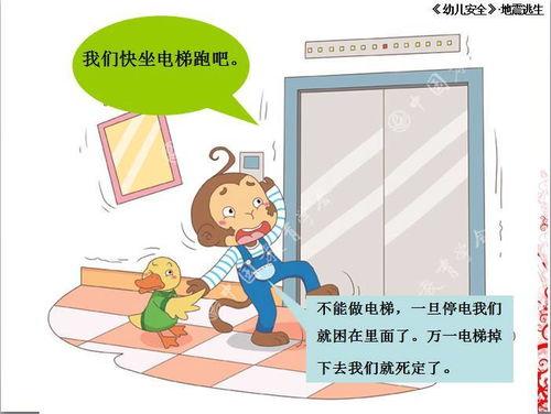 幼儿园安全逃生常识逃生