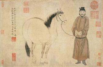 赵孟俯(赵孟頫是谁的后代)