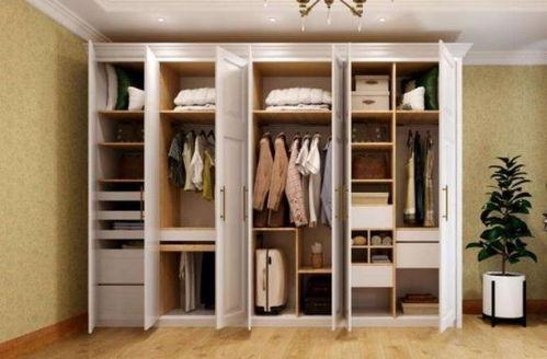 木工打衣柜和定制衣柜