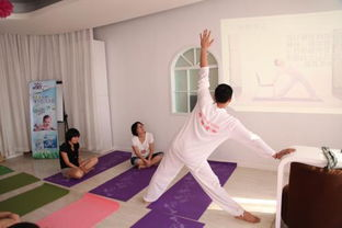 一堂标准的瑜伽课