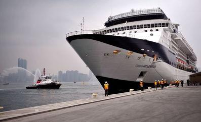 香港启德邮轮码头即将启用