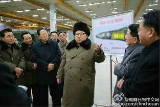 朝鲜曝光疑金正恩视察洲际导弹及小型核弹猛照 组图