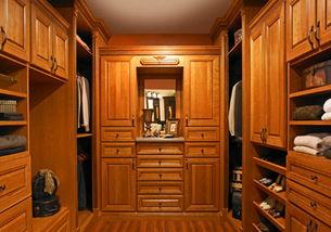 原木衣柜多少钱