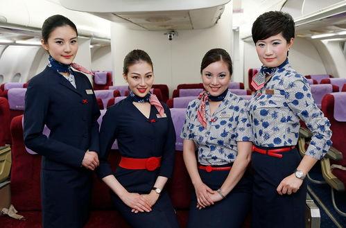 中国东方航空空姐