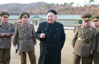 金正恩视察朝鲜人民军第963部队所属炮兵中队 组图