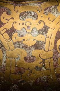 西汉·青铜四牛鎏金骑士贮贝器云南晋宁石寨山出土西汉·鎏金双人盘舞铜扣饰