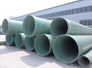 生活污水处理站一体化预制泵站 玻璃钢筒体
