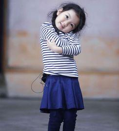 爸爸去哪儿4阿拉蕾从小萌到大阿拉蕾mini美人鱼造型你绝对没见过