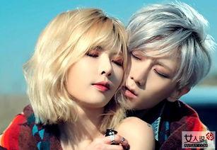 张贤胜金泫雅接吻事件 传闻两人已相恋多年近似作秀