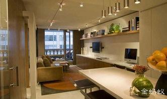 小户型别墅怎么装修出大空间