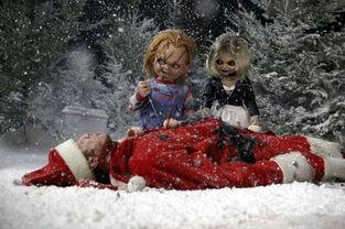 让人又爱又怕的鬼娃系列Chucky,五部曲