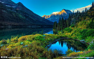 唯美自然风光图片