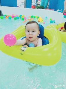 一次有趣的游泳活动