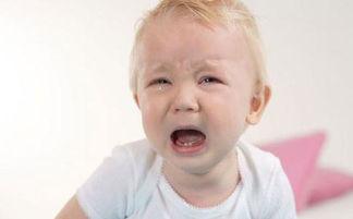 宝宝哭并非只因饿 教你从哭声判断BB是否生病