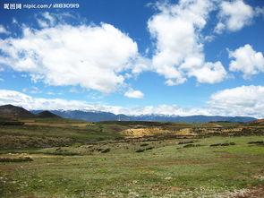 香格里拉风景图片