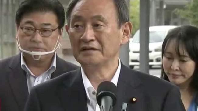 这首相之位太烫菅义伟刚荣登宝座,邻国的武力威慑就来了