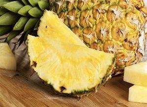 关于菠萝的知识有哪些(菠萝有那些成分)