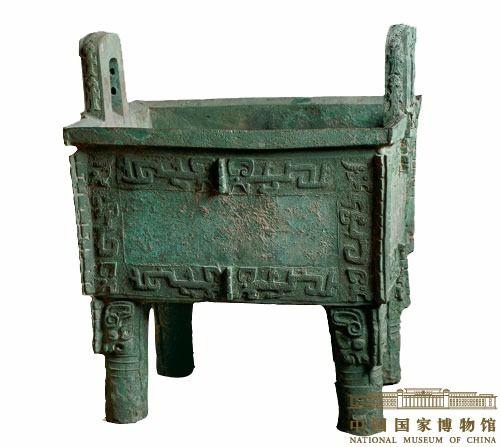 盘点中国十大国宝青铜器