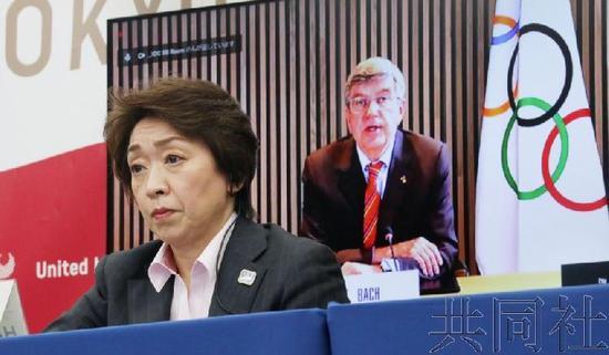 3月3日晚,东京奥运会五方会议在线举行,东京奥组委主席桥本圣子、东京都知事小池百合子、奥运担当大臣丸川珠代、国际奥委会主席巴赫、国际残奥委会主席帕森斯对东京奥运会观众问题进行讨论。