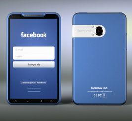 基于安卓系统 网传Facebook手机设计图 木蚂蚁安卓Android游戏软件市场