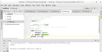 如何理解PYTHON代码缩进的问题