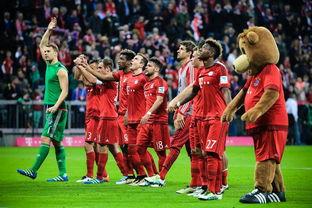 目标三冠王对拜仁而言德甲四连冠远远不够
