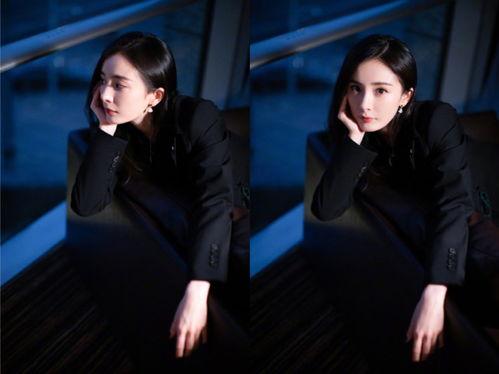 杨幂身穿一袭黑衣,秀发披肩,妆容淡雅而又精致,离婚后的她不但事业越来越好,工作接到手软,整个人也呈逆生长的趋势,说是